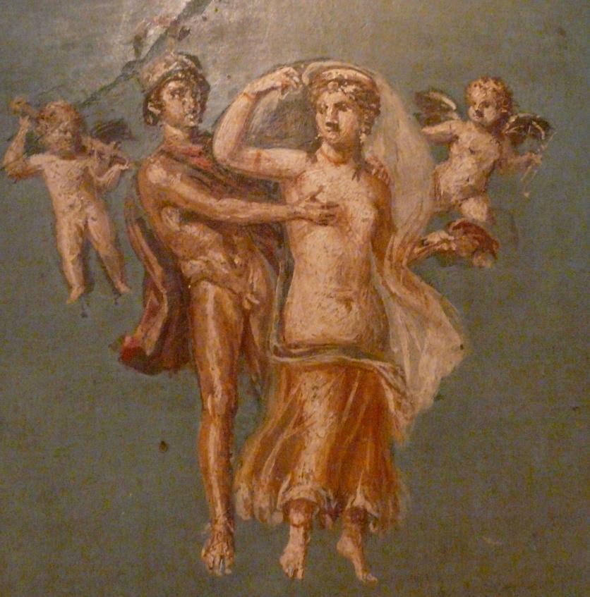 Mars en Venus in de oudheid, relatieproblemen zijn van alle tijden.