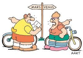 Mars en Venus.... Relatietherapie in Amstelveen